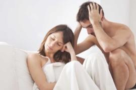 Les troubles de l'érection ou dysfonction érectile
