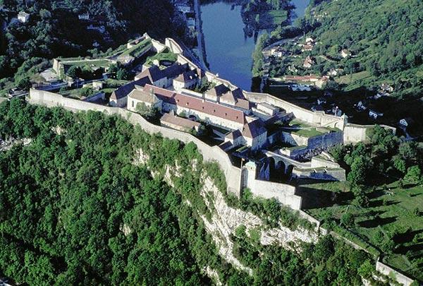 Visiter Besançon : commencez par la citadelle